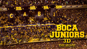 Boca Juniors 3D: The Movie (2015)