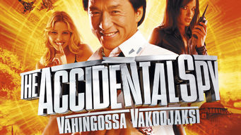 The Accidental Spy - vahingossa vakoojaksi (2001)